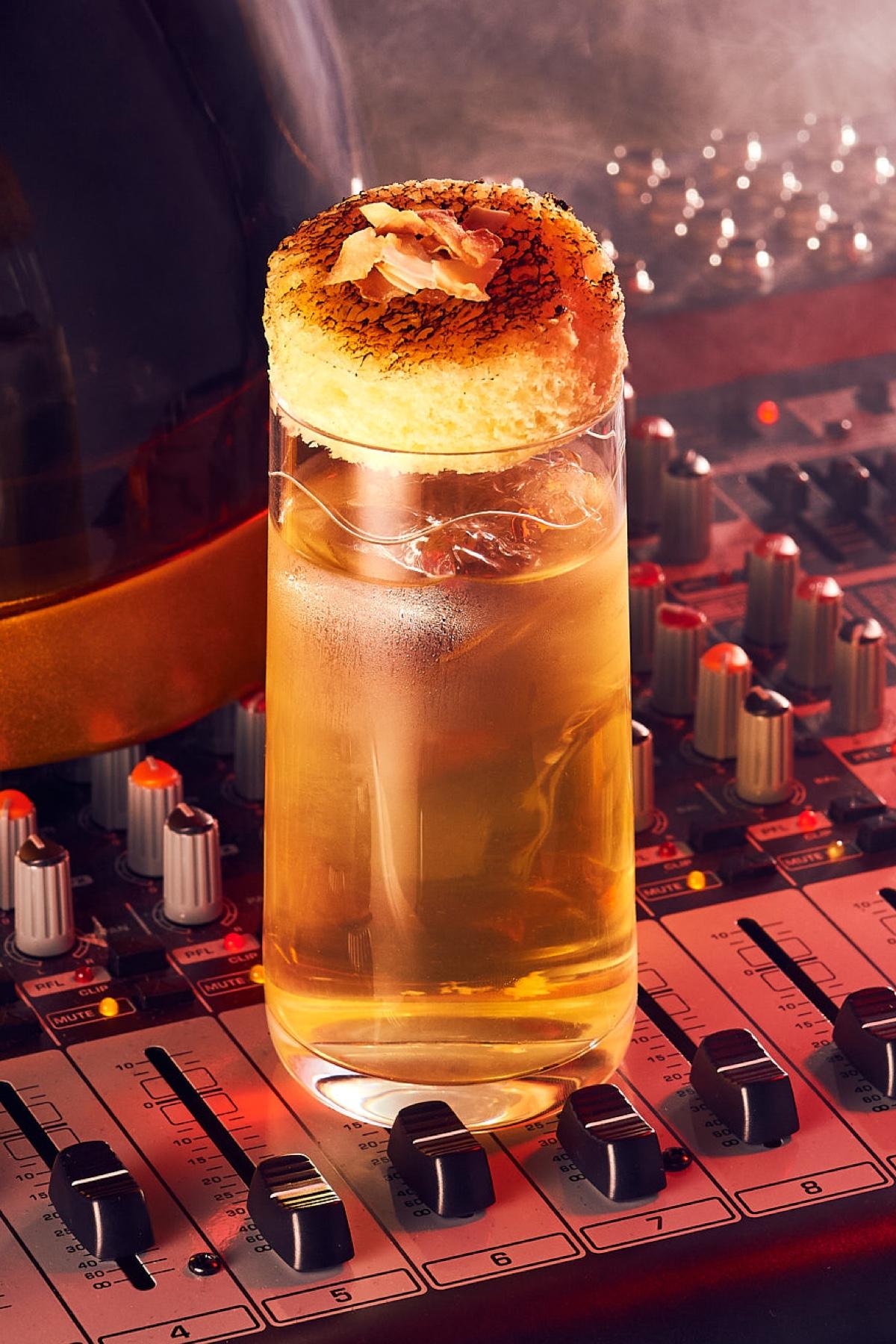 Cocktail Photo Electro Portrait